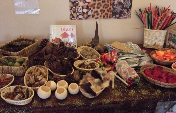 Using Natural Materials To Enhance Children S Learning